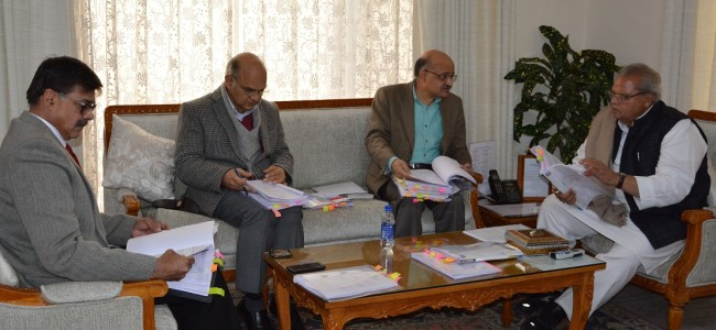 SAC approves notification of the 'Jammu and Kashmir Reimbursement of State Taxes' scheme