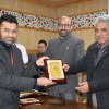 SKIMS annual day: Incharge Sarai, G.R Raina awarded employee of the year award