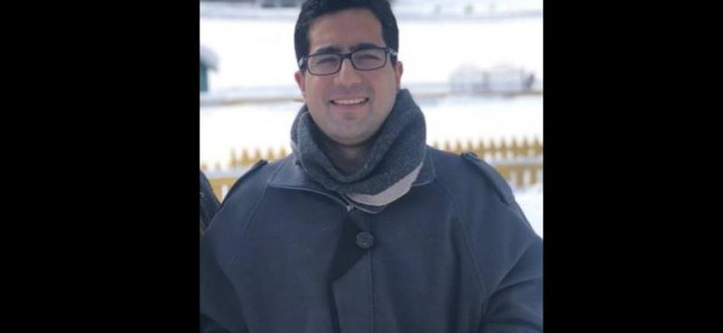 Govt's yatra, tourist advisory: Should Kashmiris also migrate or our lives don't matter asks Shah Faesal
