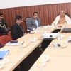 Governor chairs high-level meeting on J&K highways in New Delhi