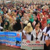 NHM employees protest in Srinagar, demand regularisation of services