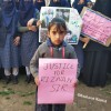 Demanding 'Justice for Rizwan Sir' his students march in Tral