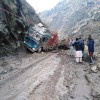 Landslides kills two in Thatri