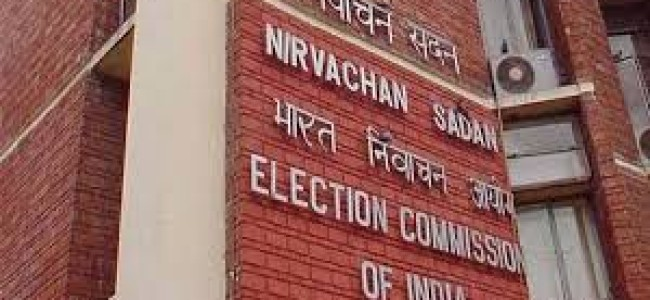 Election Commission of India team in Jammu, holds meeting with political parties, security agencies