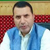 Farooq Shah seeks compensation for crops, fruits due to hailstorm in Tangmarg