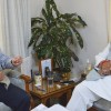 Indian Envoy To Nepal Meets Governor