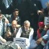 Omar Abdullah leads protest rally against highway ban