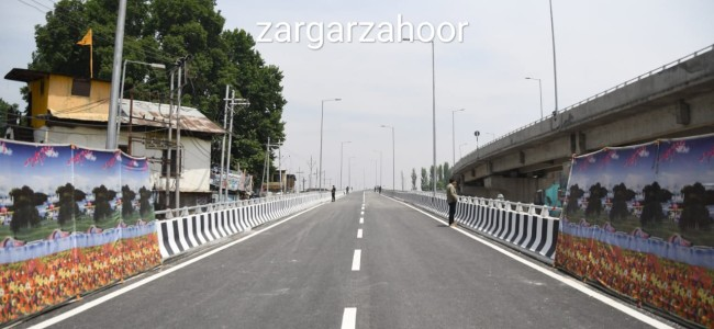 After missing several deadlines, Govt says JCRB flyover to be completed within four weeks