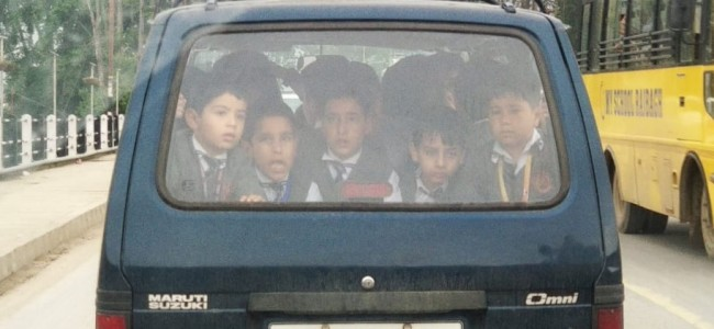 Bus safety rules: School principals to be responsible for violations, says DC