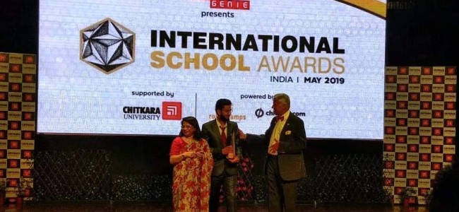 Kashmir Harvard Educational Institute bags award for best infrastructure, teaching excellence