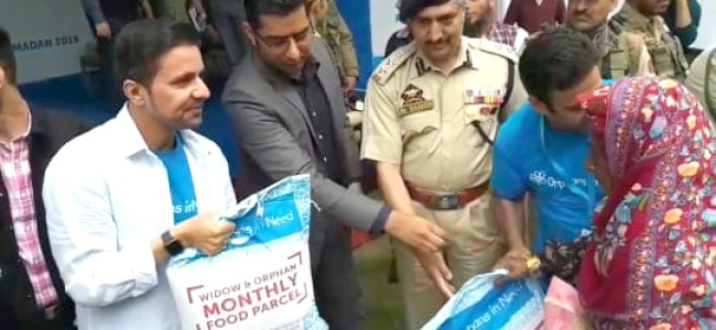 Orphans in Need launch state wide widow and orphan food parcel distribution