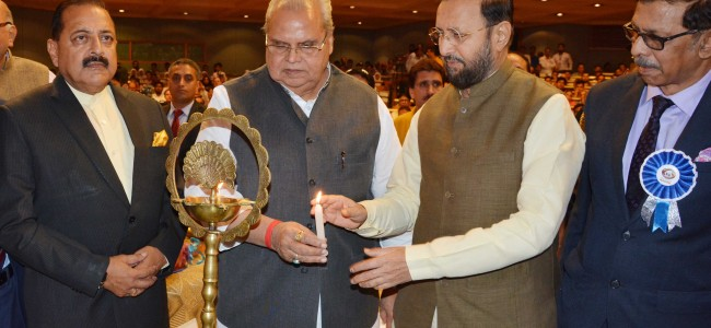 Information, entertainment basic requirement of life: Union Minister