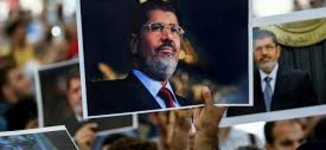Kashmir Lawyers' Body Supports Demand For Int'l Probe Into Ex-Egypt President Morsi's 'Custodial Death'