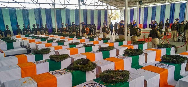 Question of 'intelligence failure' in Pulwama attack does not arise: MHA