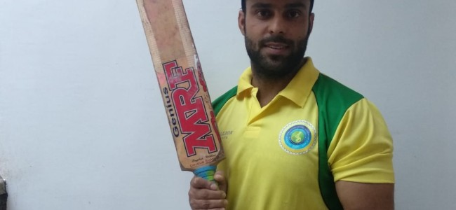 Anantnag's Iqbal to play for India in Physical Disability Cricket series in England