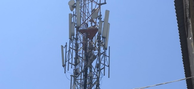 Man climbs on cell tower in Tral, threatens to commit suicide