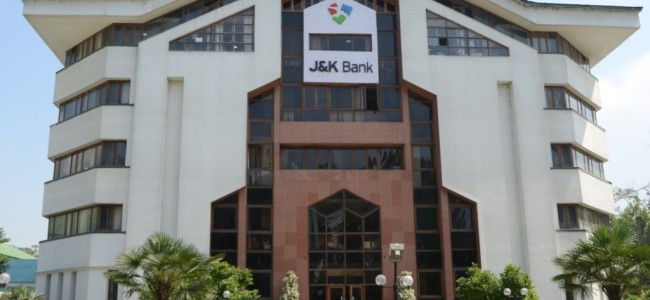 Rs 177-crore loan fraud unearthed in J&K Bank, ACB registers case