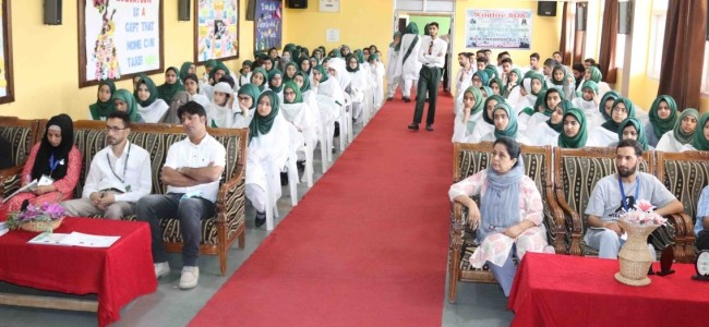 World Environment Day observed at Green Valley Educational Institute