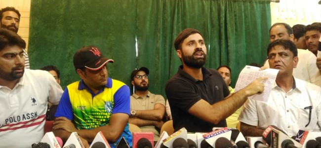For 70 years, JKCA hijacked by some people, says ace cricketer Parvez Rasool