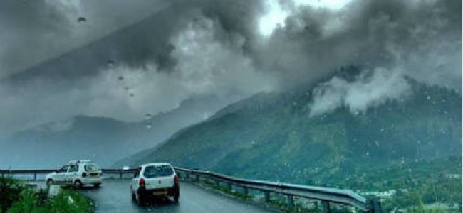 Katra sees record rainfall, shuts Highway-1C