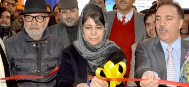 Mehbooba shares ACB letter to her on political appointments in JK Bank, likens it to 'browbeating mainstream parties'