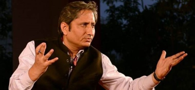 NDTV's Ravish Kumar Wins Magsaysay Award For His Journalism