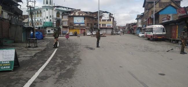Kashmir Under Lockdown: In Pictures