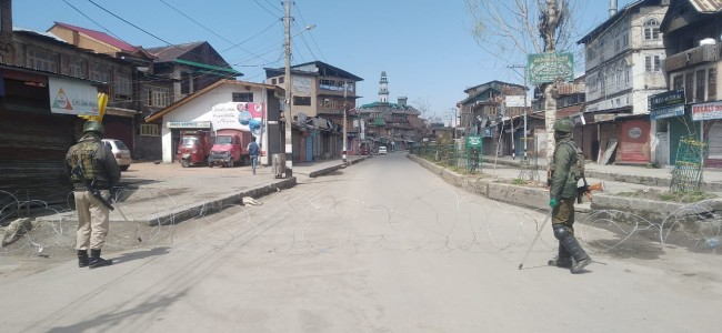 Day 11: Restrictions continue in Kashmir