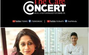 T-Series & RED FM announce all-star fundraiser 'The Care Concert'