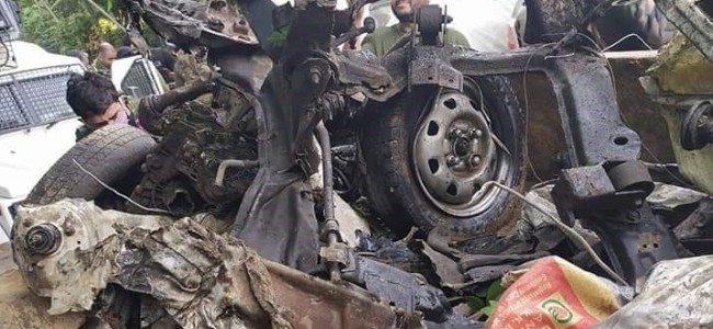 Car Used In Foiled Bombing Attempt Belonged To Hizb Militant: Police