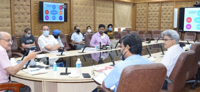 Aggressive contact tracing, surveillance imperative amid spike in Coronavirus cases: Chief Secretary